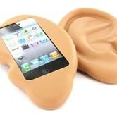 iPhone Ear Phone Case
