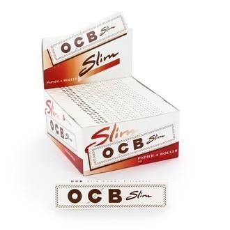 Papelillos de Liar OCB Blancos King Size