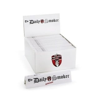 The Daily Smoker Papel de Liar King Size