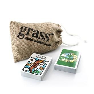 Juego de Cartas Grass