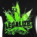Camiseta Legalize