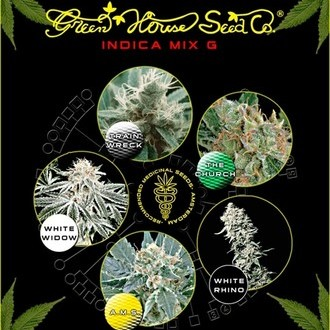 Indica Mix G (Greenhouse Seeds) feminizada