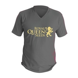 Camiseta Logo Royal Queen Seeds