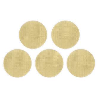 Filtros de Latón de 20mm (Paquete de 5)