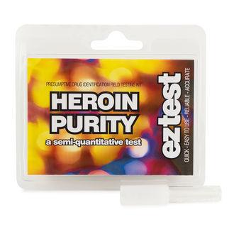 Prueba EZ de Pureza de Heroina
