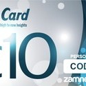 Tarjeta Regalo Zamnesia - 10 euros