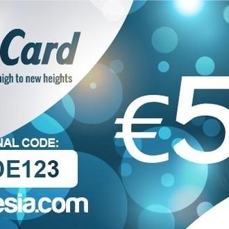 Tarjeta Regalo Zamnesia - 50 euros