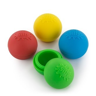 Silly Silicone Ball (No Pegajosa)
