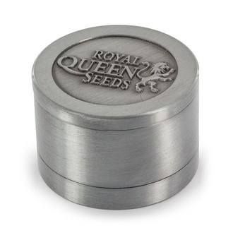 Grinder Metálico Royal Queen Seeds LIMITED EDITION (3 partes)
