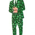 Cannaboss Suit and Tie