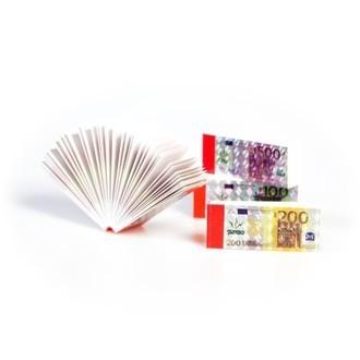 Boquillas Billete Euro