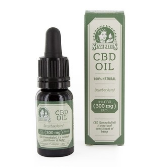 Aceite CBD (Sensi Seeds ) 3% (10 ml)