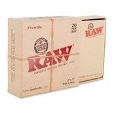 Sobre RAW Pergamino Con Revestimiento de Silicona (20 unidades)