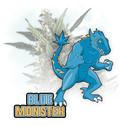 Blue Monster Automatic (Zamnesia Seeds) feminizada