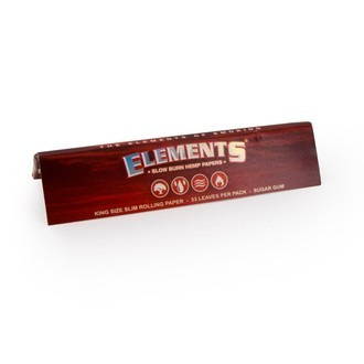Papelillos de Liar Elements King Size Slim 'Slow Burn'