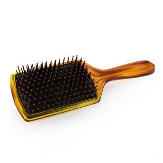 Cepillo de pelo con compartimento oculto (con accesorios)