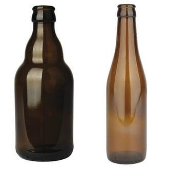 Botellas de vidrio para cerveza (24)