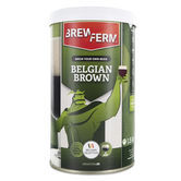 Kit de cerveza Brewferm Belgian Brown(15l)