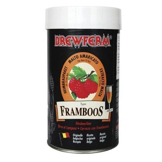 Kit de cerveza Brewferm Raspberry (12l)