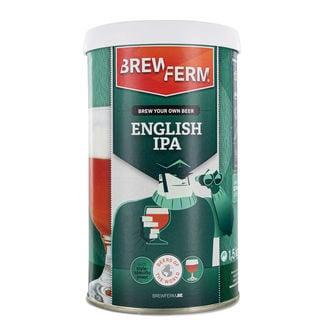 Kit de cerveza Brewferm Inglés IPA (12l)