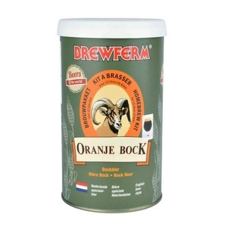 Kit de cerveza Brewferm Oranje Bock (12l)