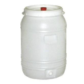 Barril de plástico para la fermentación 60l (incluye airlock y grifo)