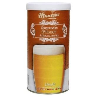 Kit de cerveza Muntons Pilsner (1.8kg)