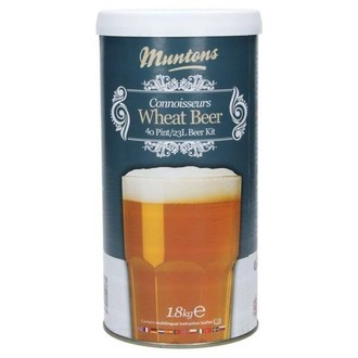 Kit de cerveza Muntons Wheat (1.8kg)