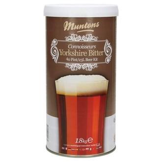 Kit de cerveza Muntons Yorkshire Bitter (1.8kg)