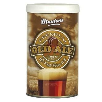 Kit de cerveza Old Ale de Muntons (1,5kg)
