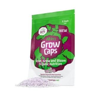 GrowCaps (Fertilización Completa)