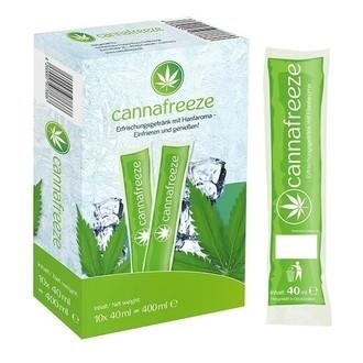 Cannafreeze Ice Box (10 unidades)