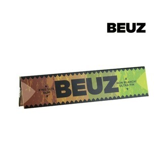 Papelillos BEUZ Sin Blanquear King Size