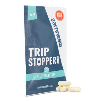 Relajantes trip stopper 3000 4 capsulas