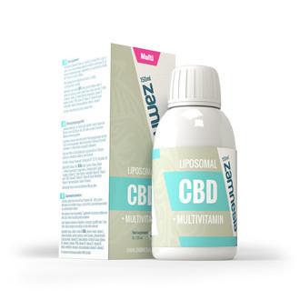 Multivitamina Liposomal + CBD (Zamnesia)