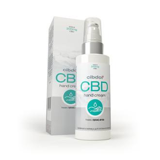 Crema de Manos con CBD (Cibdol)