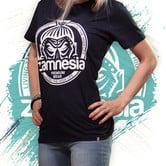 Camiseta Zamnesia   Mujer