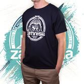 Camiseta Zamnesia   Hombre