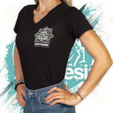 Camiseta Double Vision   Mujer