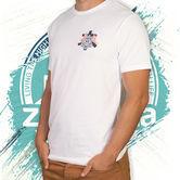 Camiseta Sol Naciente Japonés   Hombre