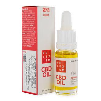 Aceite De CBD (Relexem) 2,5%