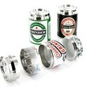 Lata de cerveza Grinder (4 unidades)