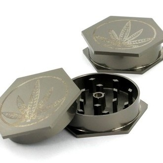 Metal Grinder Hexagon (2 piezas)