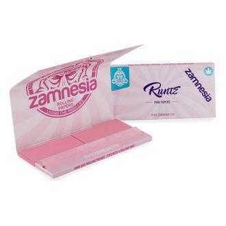 Papeles De Liar 'Runtz' Kingsize Rosas + Filtros + Bandeja (Zamnesia)