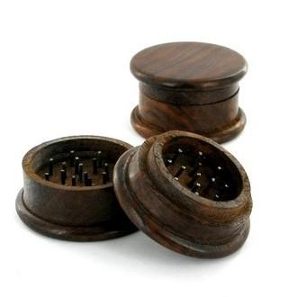 Grinder de Madera Medium (2 piezas)
