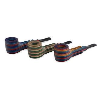 Pipa de Madera Colorpuff
