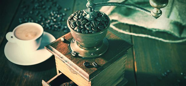 Molinillo de café