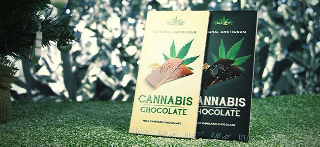 CHOCOLATE CON CANNABIS