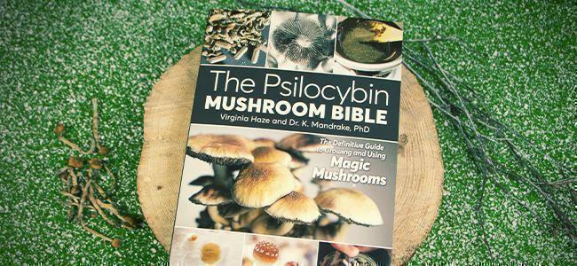 BIBLIA DE LAS SETAS DE PSILOCIBINA