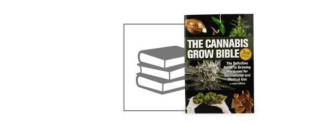 The Cannabis Grow Bible (Anglais - 3rd Edition)